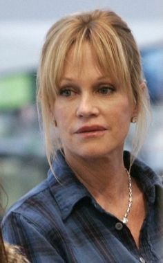 Melanie Griffith Returns To Theater, Says Daughters Helped Her Overcome Drug Abuse