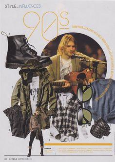 90's style essentials