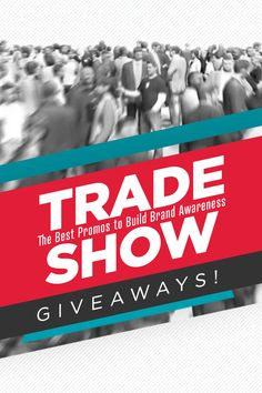 The best promos to build brand awareness, check out these awesome ideas for your next trade show! Trade Show Giveaways, Promotional Giveaways, Good Things, Awesome, Check, Movie Posters, Ideas, Film Poster, Thoughts
