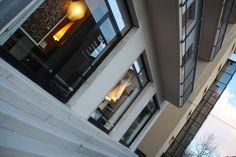 La sede dello studio di progettazione che ho fondato nel 1982. www.marcellogennari.it