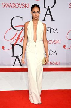 Joan Smalls bei den CFDA Awards