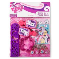My Little Pony Favor Value Pack 48 Count