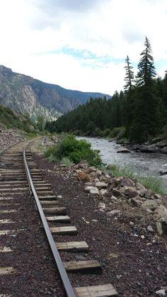 Old Narrow Gauge Railroad, Creede, Colorado Creede Colorado, Colorado Cabins, Living In Colorado, State Of Colorado, Colorado Homes, Colorado Rockies, Colorado Mountains, Rocky Mountains, Old Bridges