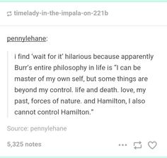 I love that song, and this new perspective makes it a billion times better Theatre Nerds, Musical Theatre, Theater, Nos4a2, Hamilton Lin Manuel Miranda, Hamilton Musical, Fandoms, What Is Your Name, Alexander Hamilton