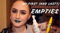 My First (and Last?) Empties - skincare and makeup  #makeup #skincare #youtube #video #first #empties #empty #usedup #cleanser #boscia #foundation #narssheerglow #nars #maybelline #primark #moisturiser