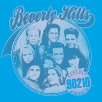 #beverlyhills90210 #popfunk  http://www.popfunk.com/mens-tees/cbs-television-city/beverly-hills-90210/90210-circle-of-friends.html