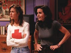 Monica and Rachel losing their apartment