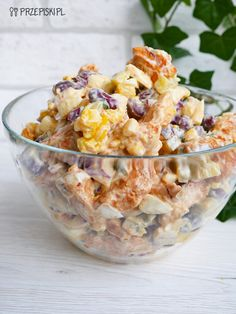 Tasty, Yummy Food, Cooking Recipes, Healthy Recipes, Love Eat, Polish Recipes, Food For Thought, Potato Salad, Deli