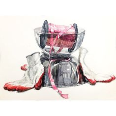 Sketches, Abstract, Watercolors, Artwork, Digital, Drawings, Summary, Water Colors, Work Of Art