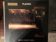 Placebo-Black Market Music (2015 reissue gold vinyl)
