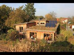 Planet Wissen - Gesünder Wohnen, bauen mit Lehm, Stroh und Holz - YouTube