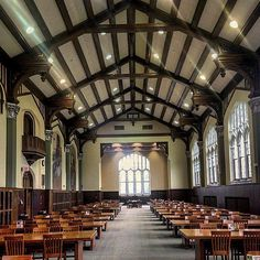 The Great Room in Hale Library on the campus of Kansas State University in Manhattan, Kansas. #kstate #emaw #wildcats
