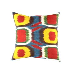 Refresh the look and soften the feel of any area in your space with gorgeous color of the oasis with one of our Ikat Pillows. Outdoor Pillow Covers, Outdoor Throw Pillows, Ikat Pillows, Pillow Arrangement, Modern Pillows, Throw Pillow Sets, Oasis, Velvet, 100 Pure
