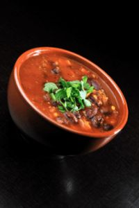 Fast #supper #chili #recipe Make it tonight for a quick family meal!