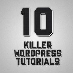 10 YouTube Tutorials to Learn PSD TO WordPress in 48 Hours