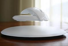 The BAT is a levitating wireless computer mouse. Not only does the BAT look minimalist and futuristic, it uses smart technology and has as ergonomic design.