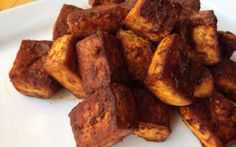 Smoked tofu burnt ends a healthy, vegan alternative to traditional KC barbecue