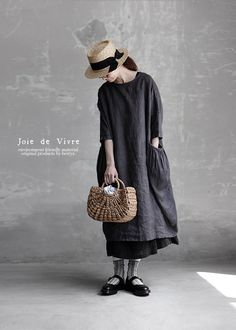 Recently Viewed Products Japan Fashion, Boho Fashion, Fashion Outfits, Womens Fashion, Fashion Design, Minimalist Dresses, Minimalist Fashion, Smart Casual Wear, Layered Fashion