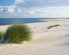 42 km of beach. Sylt Germany