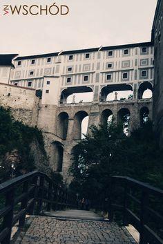 Zamek w Krumlovie