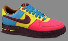 Bespoke Nike Air Force 1 By Becky