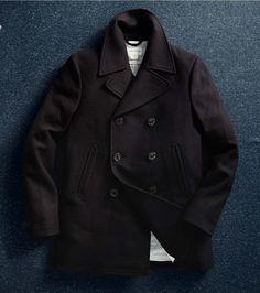Club Monaco: The Winter Coat Edit