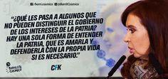 #PatriaSIColoniaNo //   #CFK #Cristina #LAPresidenta #LaJefa #Militancia #Argentina #PatriaGrande #Latinoamérica #AméricaLatina #AméricaLatinayelCaribe #Iberoamérica #Sudamerica #LaPatriaEsElOtro #UnidosyOrganizados #MovimientoNacionalyPopular