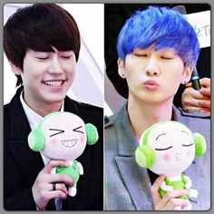 Kyuhyun & Eunhyuk