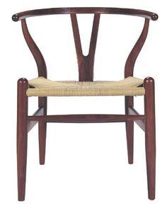 Wegner-style Wishbone Chair $198
