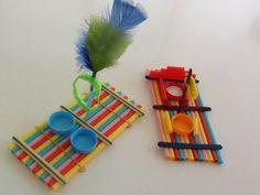An idea on Tuesday: Learning with Straws, straw rafts. szívószál tutaj, eredetileg erről az oldalról hozott ide: http://kidsactivitiesblog.com/49835/straw-crafts