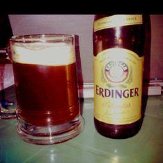 Cerveza oscura de trigo: Erdinger Pikantus