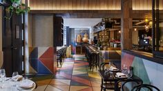 See the Eat Drink Design Awards cafe and restaurant finalists for 2015 - Vogue Living