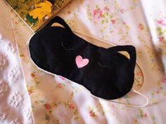 diy: antifaz para dormir | milowcost♥