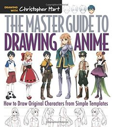 What present to get 11 year old boys birthday? The Master Guide to Drawing Anime