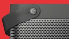 Super excited about the Bang & Olufsen Beolit 12 Airplay portable speaker!