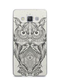 Capa Capinha Samsung A7 2015 Coruja #3 - SmartCases - Acessórios para celulares e tablets :)