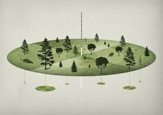 Discover more of the best Isometric, Illustration, Infographic, Design, and Texture inspiration on Designspiration Creative Infographic, Infographics, Mises En Page Design Graphique, Texture Images, Graphic Design Layouts, Map Art, Service Design, Creative Design, Branding Design