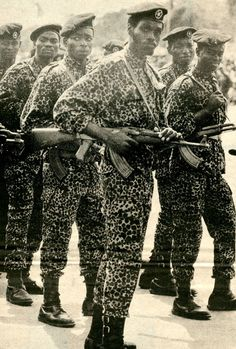 the People's Army of Congo-Brazzaville