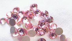Rose Peach 16ss Swarovski Elements Rhinestone  by Swarovski4less, $2.40