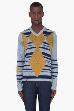 DIESEL Grey K Martel Sweater