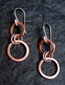 Satin Copper Rounds | Seville Designs $42