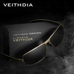 636971e8a 2016 New arrival VEITHDIA Polarized Sunglasses Men Brand Designer Vintage  Male Sun Glasses gafas oculos de sol masculino 2490