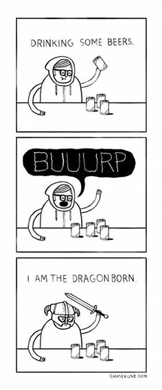 dragonborn beer