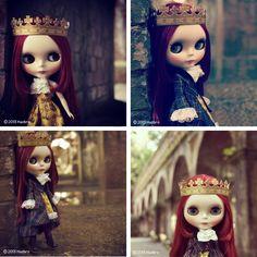 blythe doll royal soliloquy