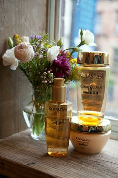 Kérastase – perfect for giving your colored hair some TLC!