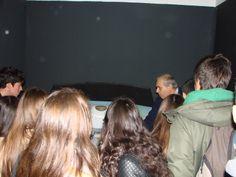 Visita da Escola Sec. Sebastião da Gama | 10.01.2014 - ESTSetúbal/IPS