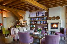 En plein coeur du Perche, Côté Parc est un hôtel d'une grande convivialité. Disposant d'un Spa Clarins et de 8 charmantes suites, c'est l'endroit parfait pour se reposer à deux ou en famille.  www.cote-parc.fr.