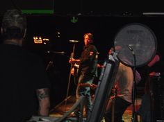 Took this one backstage at Billy Bob's also - Mr. Pat Green