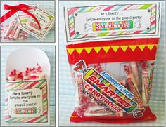 """Missionary Candy Sayings """"Smarties"""" Candy Bar Sayings, Candy Quotes, Missionary Care Packages, Missionary Gifts, Sister Missionaries, Ideas Bautizo, Homemade Party Favors, Lifesaver Candy, Heath Bars"""