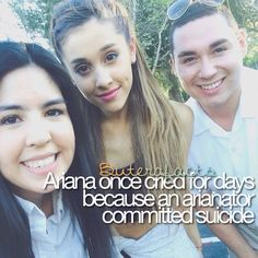 R.I.P. to the girl who committed suicide.  Don't say she doesn't care about us. :'(